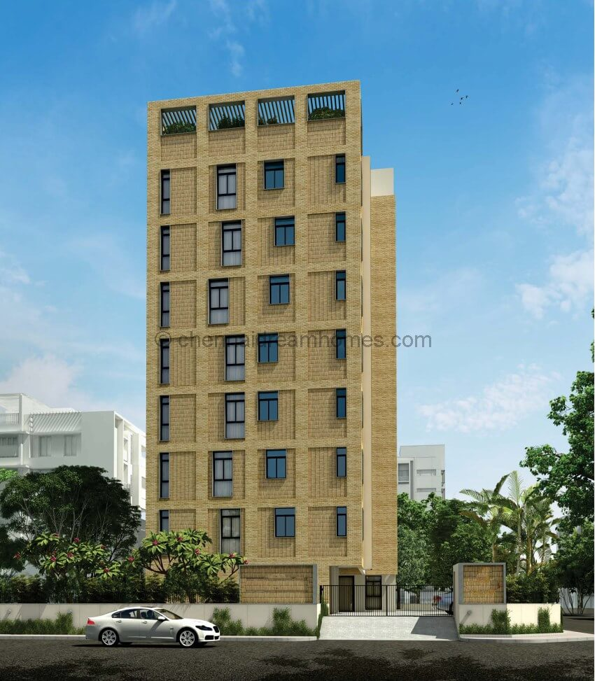 3 BHK Large Apartments For Sale