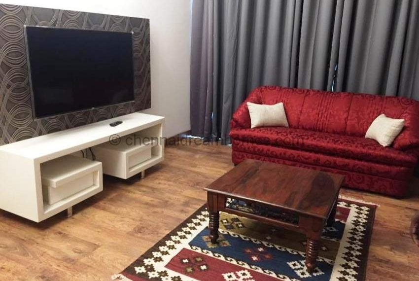 TV Entertainment room