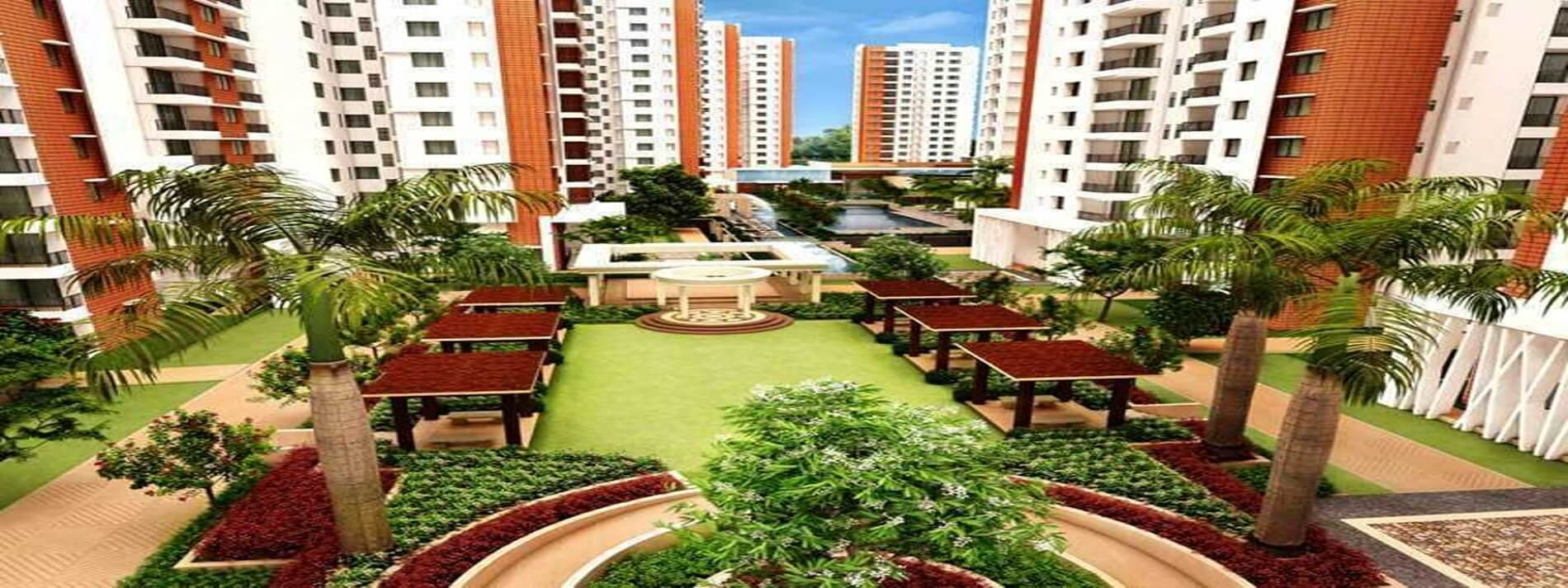 3,4 BHK Flats for sale in Porur