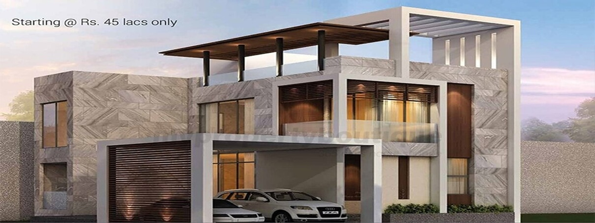 Gated Budget Villas before Kovalam ECR
