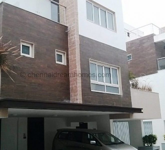 villa for rent in ecr