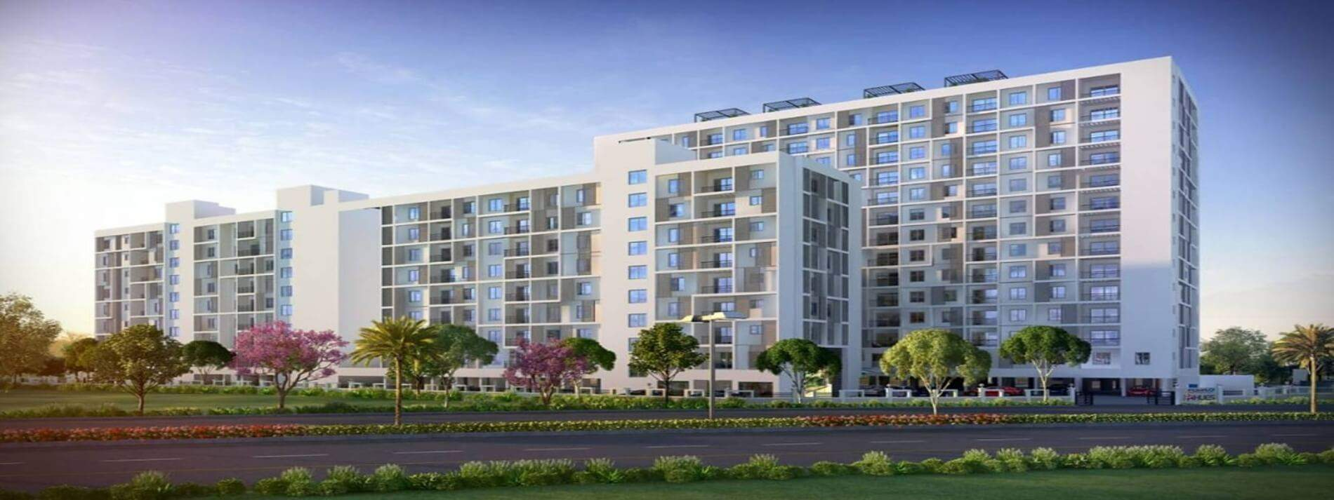 2,3 BHK Flats for sale in Porur