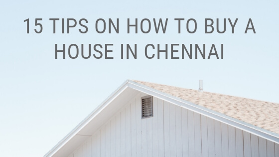 buy house in chennai