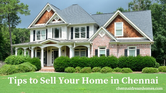 chennai home selling process