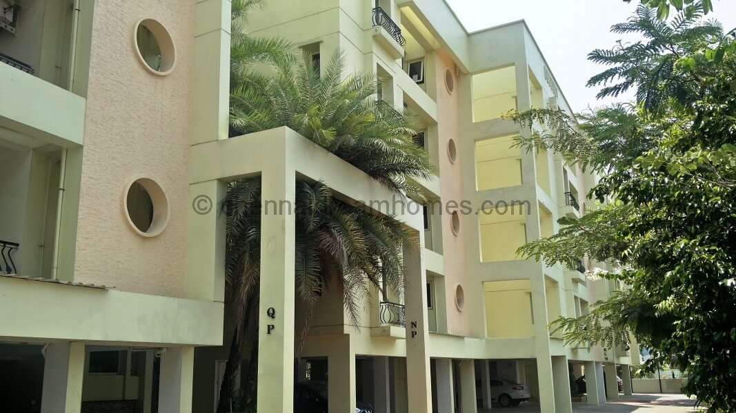Apartments For Sale In Omr 3 Bhk Premium Resale Flat