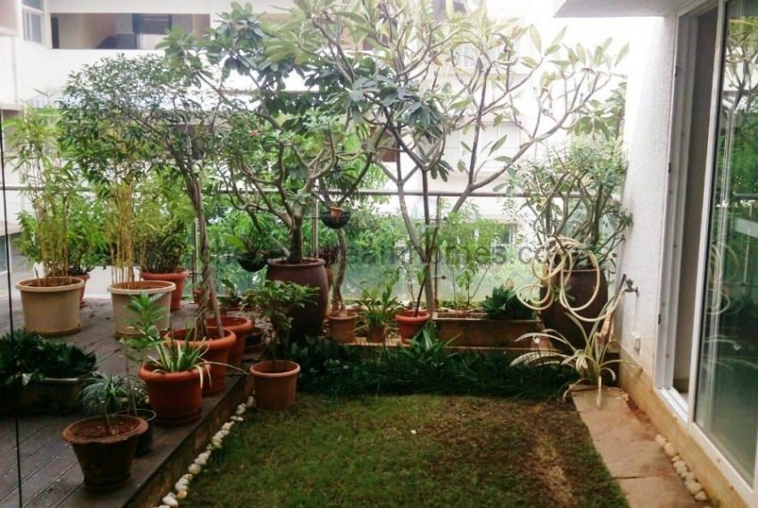 Penthouse Private Garden terrace chennai