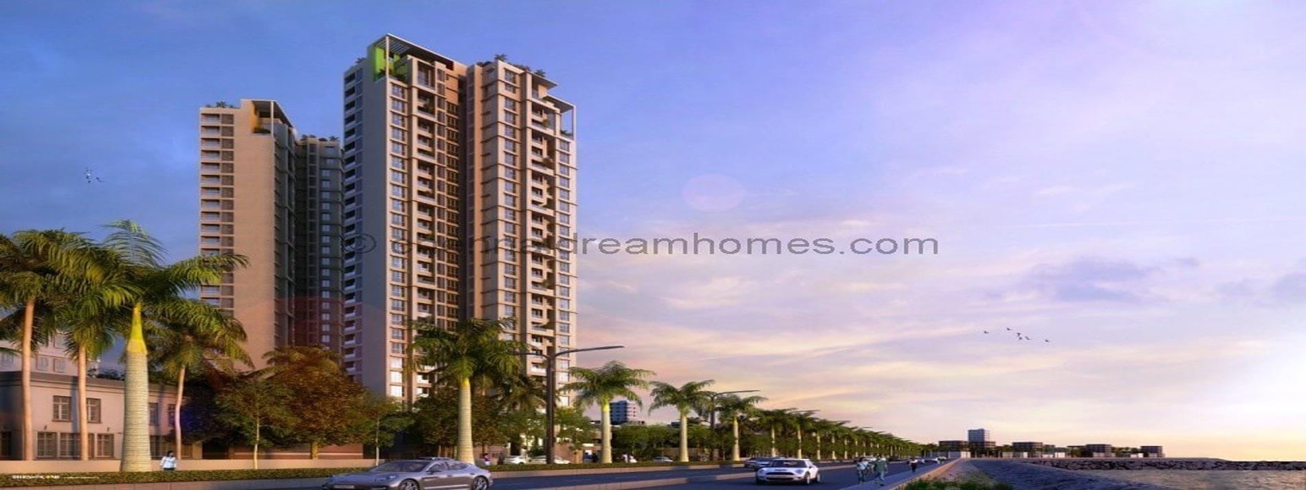 2,3 BHK Sea Facing Apartments in North Chennai