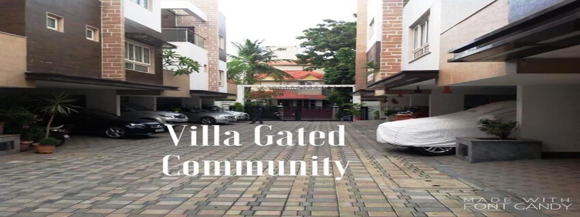 4 BHK Duplex Villa for Rent in ECR