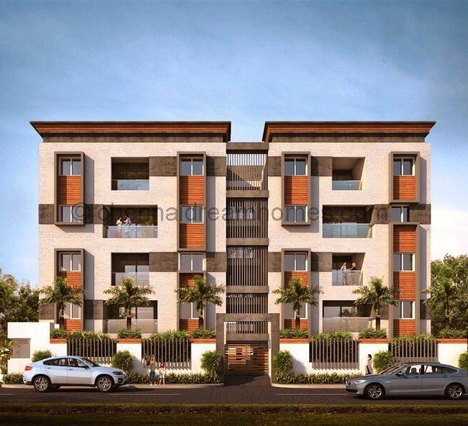 Flats for sale in Nungambakkam