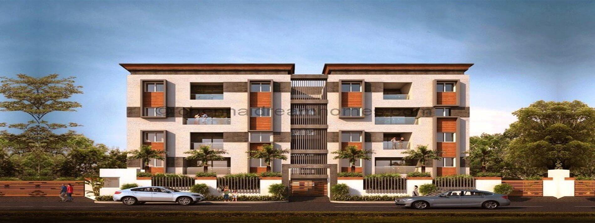 2,3 BHK Premium Apartments in Nungambakkam
