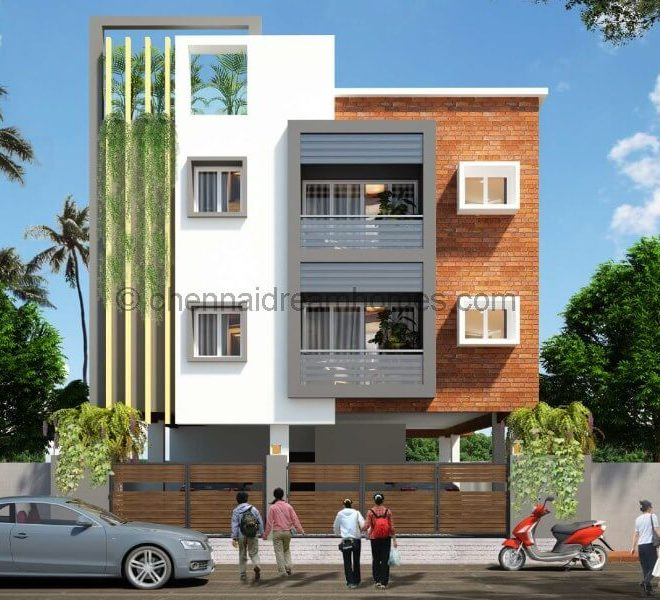 flats for sale in adyar