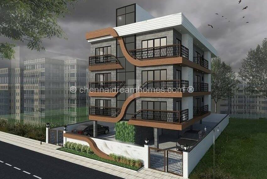 flats for sale in besant nagar